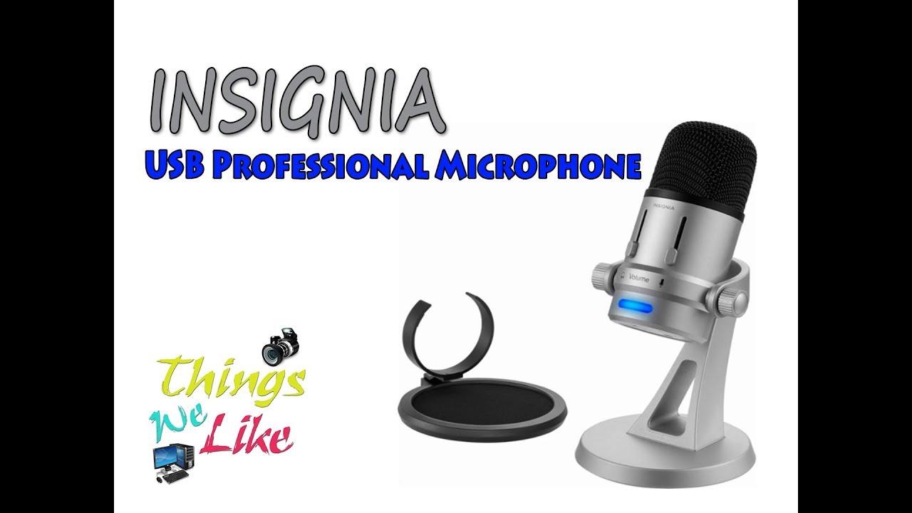 Usb Microphone Test