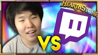 TWITCH CHAT STRIKES AGAIN!! | Best Moments & Fails Ep. 50 | Hearthstone
