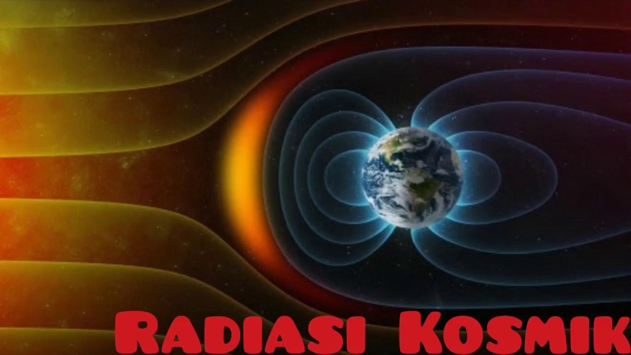 Hasil gambar untuk radiasi kosmis