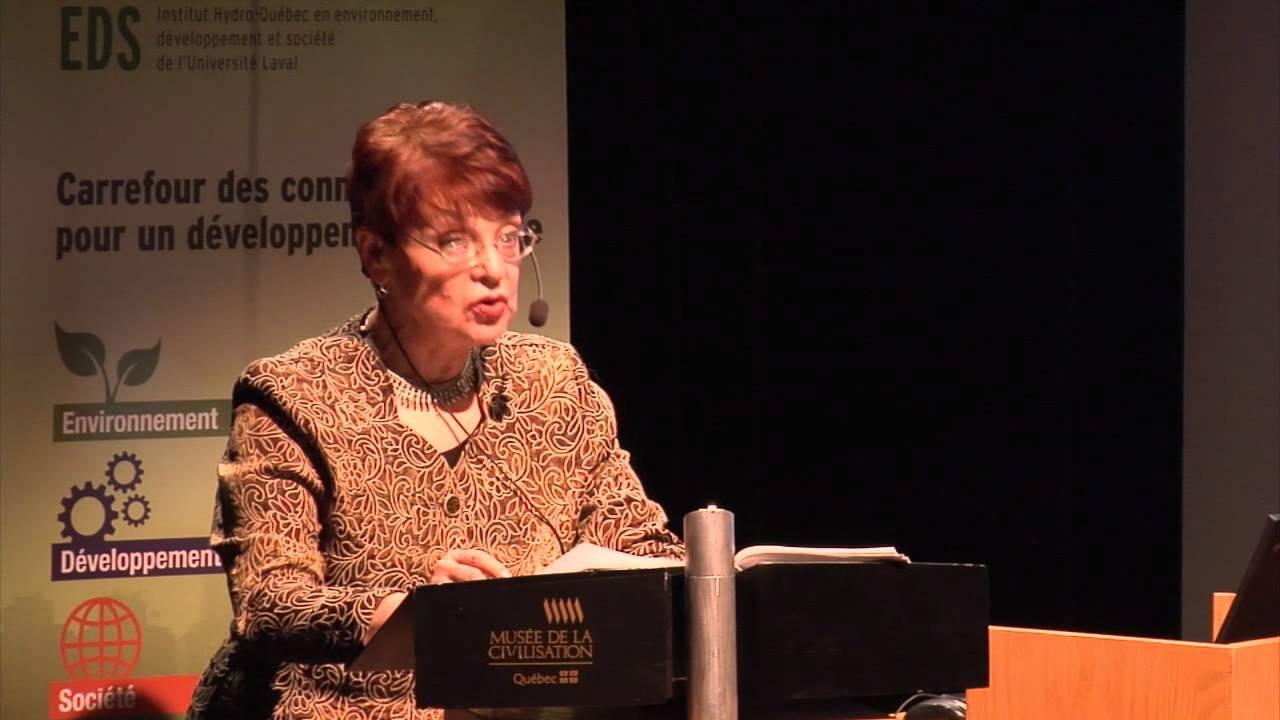 Ella Hermon - Gestion intégrée de l'eau en conditions de changements climatiques (3/4)