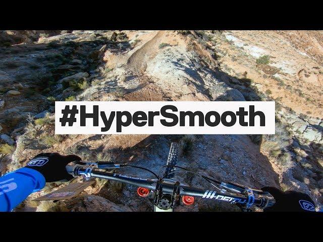 GoPro: HERO7 Black #Hypersmooth - Brendan Fairclough's Run at Red Bull Rampage 2018 in 4K