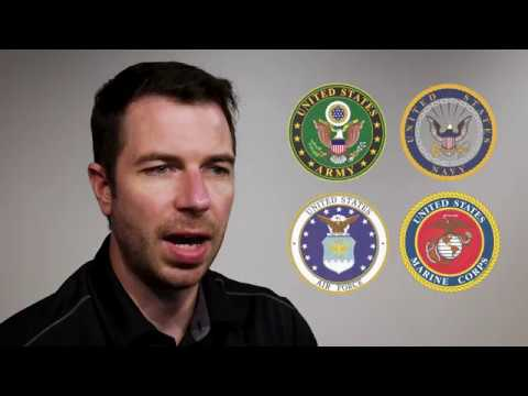 Why the US Military is Our NUMBER ONE Customer