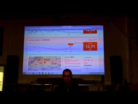 RaumZeitLabor: Solar Powered Router - First Week
