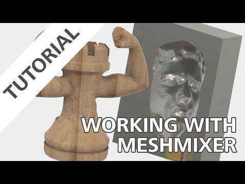 Working with STLs, Meshmixer and Fusion 360
