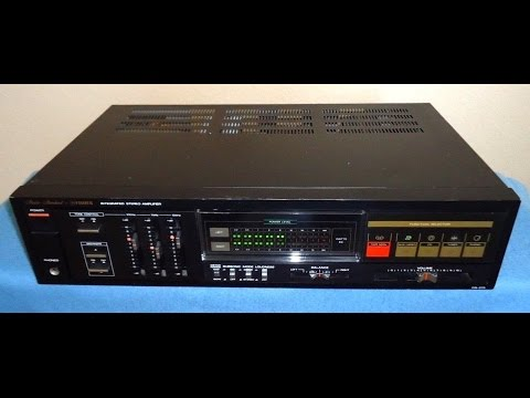 Fisher CA-273 Stereo Integrated Amplifier       sn-13179 - 8342