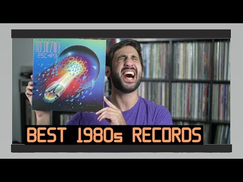 Best Vinyl Records From The 1980s