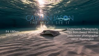 Underwater Photography Tips with Cayman Jason-Sunrise at Sandbar