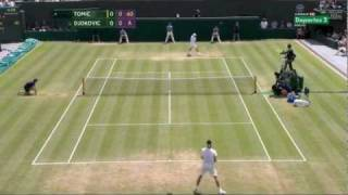 NOVAK DJOKOVIC - BEST POINTS // GRAND SLAM 2011 ||HD||