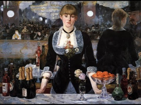 The complete works of Manet