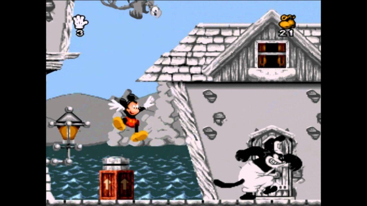 [Análise Retro] - Mickey Mania - Genesis/SNES/SEGA CD/Playstation Maxresdefault