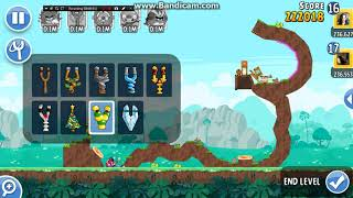 Angry Birds Friends Tournament 28-09-2017 level 4