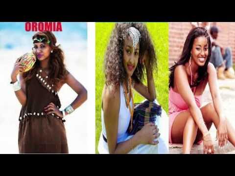 Top 10  largest ethnic groups in ethiopia