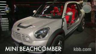 MINI Beachcomber Concept Videos