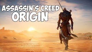 STREAM [Assassin's Creed: Истоки] - ТОП РПГ :3