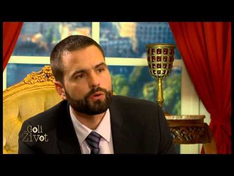 Goli Zivot - Andrej Fajgelj - (TV Happy 24.12.2014.)