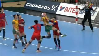 CM 2015: România - Brazilia 25-22 (13-8) (a doua repriză)