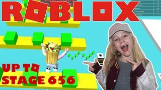 Roblox Mega Fun Obby Up to Stage 656|Suziegameplay