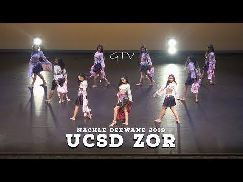 UCSD Zor – Nachle Deewane 2019