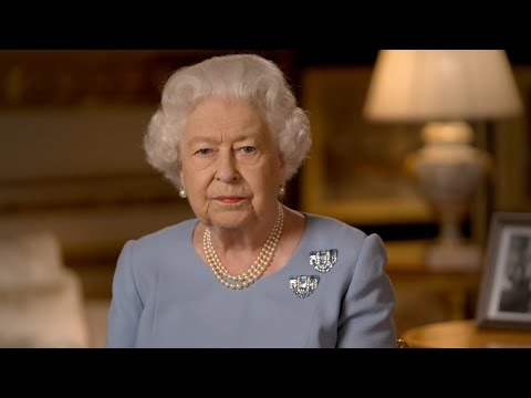Watch In Full: The Queen's VE Day 2020 Address