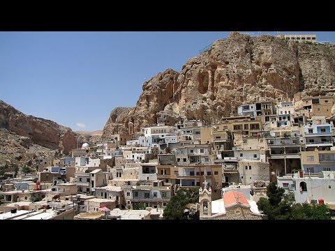Saint Thecla, Maalula, Syria