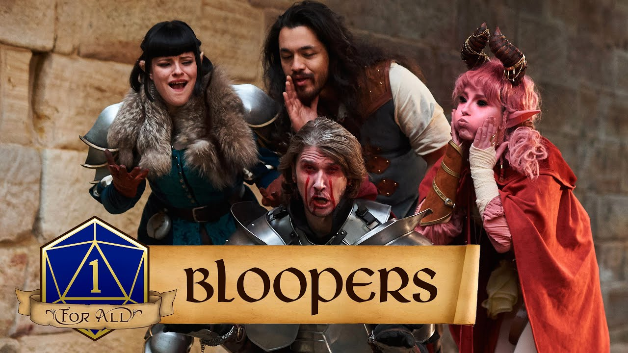 """Vicious Mockery"" Bloopers 