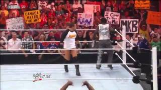 WWE  RAW The Miz & R-Truth Promo  8/22/11