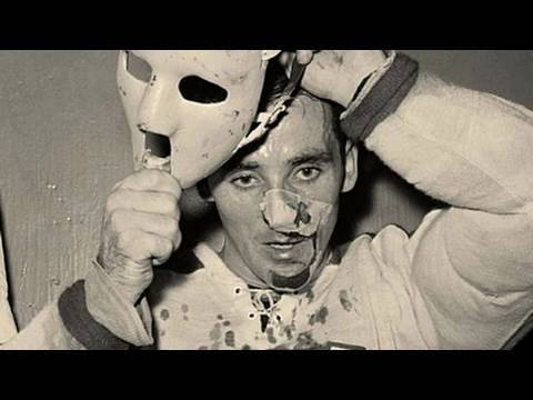 Jacques Plante The Mask Youtube