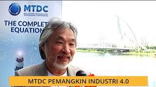 MTDC Pemangkin Industri 4 0