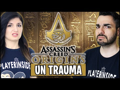 ASSASSIN'S CREED ORIGINS: UN TRAUMA! [NO SPOILER]