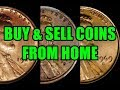HOW TO BUY & SELL COINS FROM HOME AND MAKE MONEY!  LEARN TO FLIP FOR MAX PROFIT!