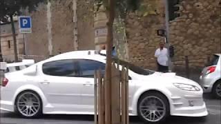 Съемки фильма Такси 5#2