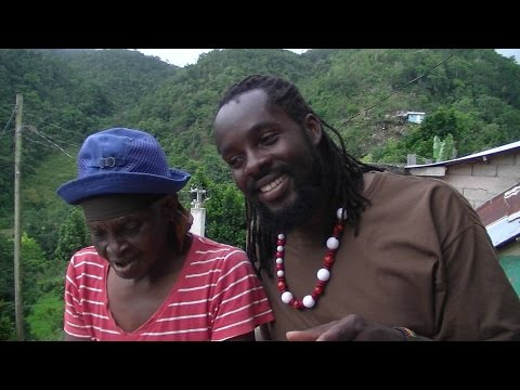 Back In The Hills Of Jamaica 'Da Fuchaman' - Documentary about where i'm from