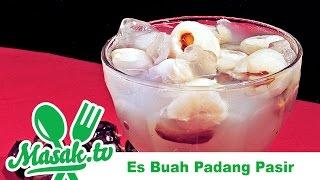 Es Buah Padang Pasir | Minuman #066