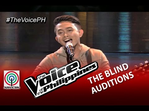 """The Voice of the Philippines Blind Audition  """"Panalangin""""  Mic Llave Season 2"""