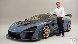 Check Out the McLAREN SENNA!   FIRST LOOK