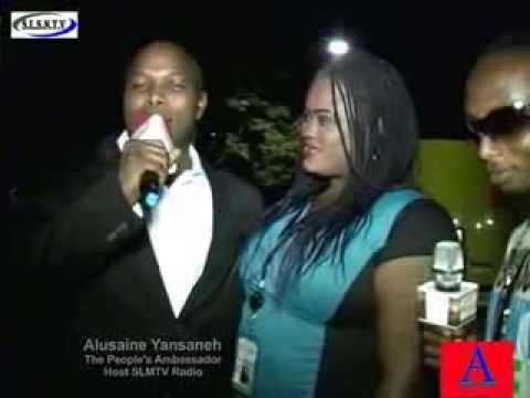 The Anita Show .. Heaven Jay's Album release Pt. 1 Sierra Leone Talk Show.