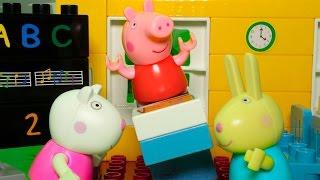 Свинка Пеппа Мультфильм Урок дружбы Свинка Пеппа на Русском Новые Серии. Мультфильмы для детей