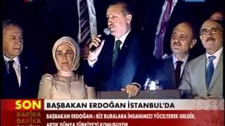 recep tayyip erdoğan havaalanı konuşması full 7 6 2013