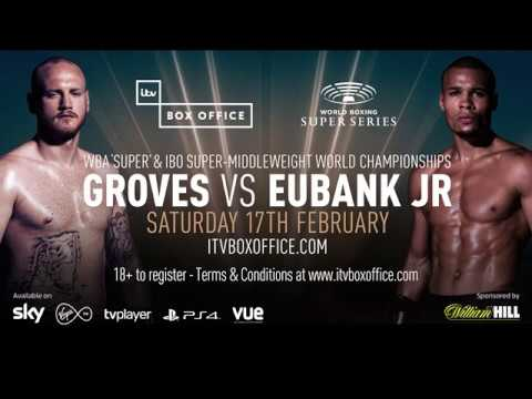 George Groves speaks ahead of Saturday's World Boxing Super Series semi-final with Chris Eubank Jr