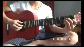 Em Của Ngày Hôm Qua - guitarr cover Anton Duy Trần