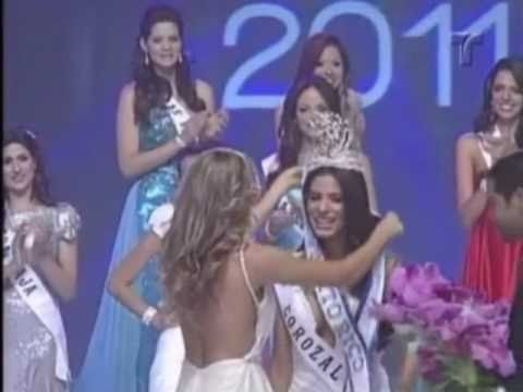 miss universe pr 2011 crowning moment youtube
