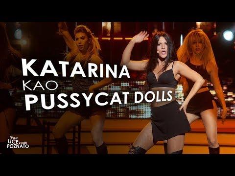 Katarina Baban kao Pussycat Dolls - Buttons
