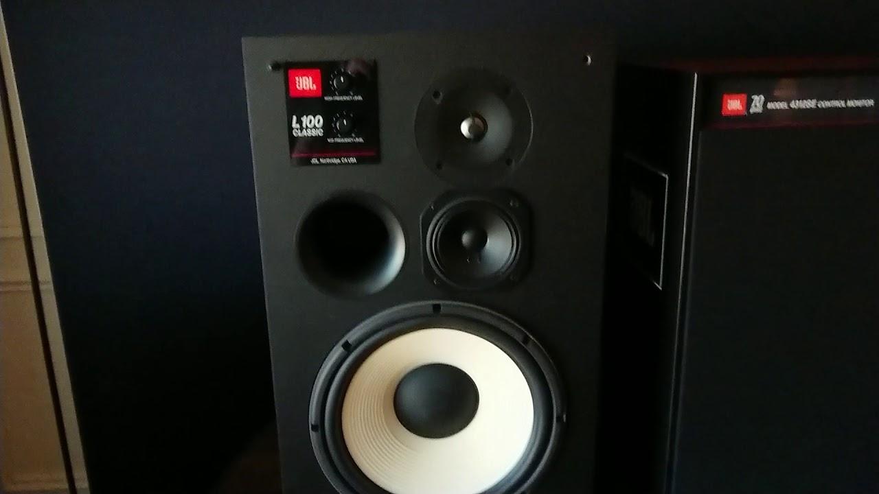 JBL Classic L100 loudspeaker
