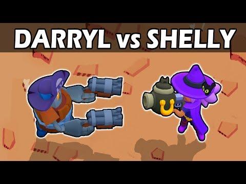 DARRYL vs SHELLY