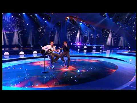 Eurovision 2004 Final 07 Netherlands *Re-Union* *Without You* 16:9 HQ