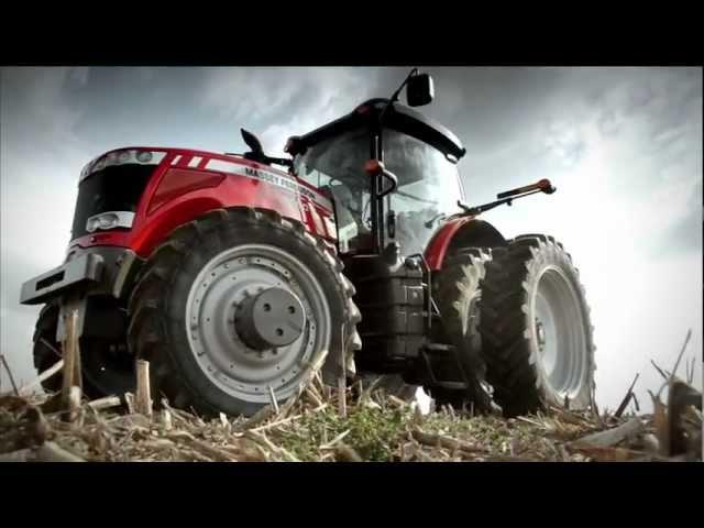 ausmalbilder traktor massey ferguson  coloring and drawing