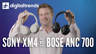 Sony WH-1000XM4 vs Bose ANC 700 | Which headphone reigns supreme?