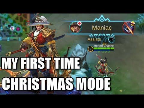 YI SUN SHIN MANIAC IN CHRISTMAS MODE RIP SAVAGE