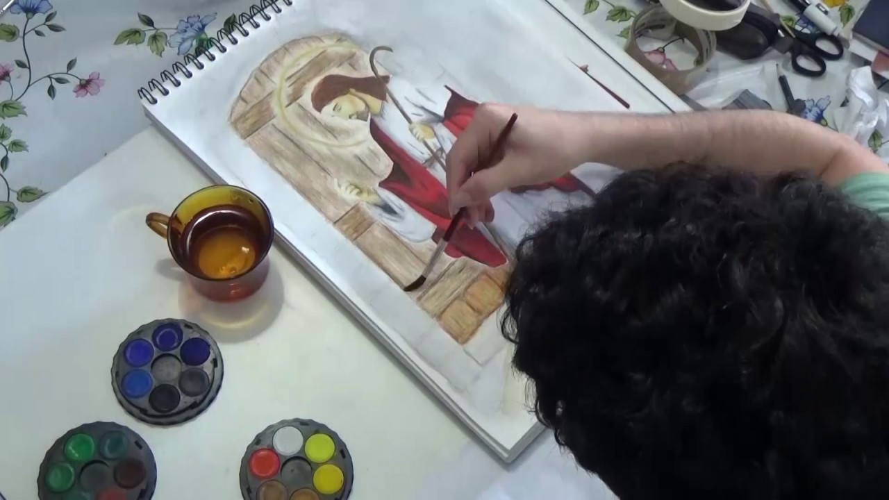 Speed painting watercolor jesus knocking at the door edson filho speed painting watercolor jesus knocking at the door edson filho altavistaventures Gallery
