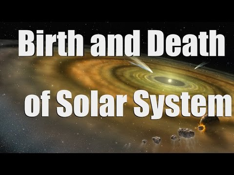 Universe Sandbox 2 - The Evolution of Solar System (Supernova to Black Dwarf)